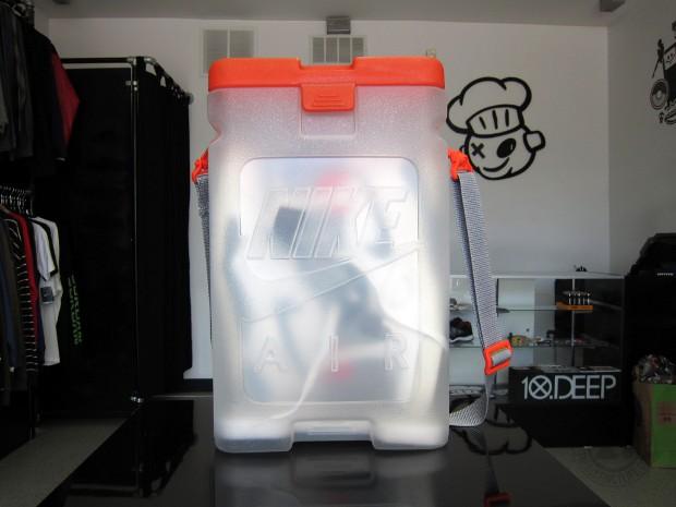 Nike Air Pressure boîte