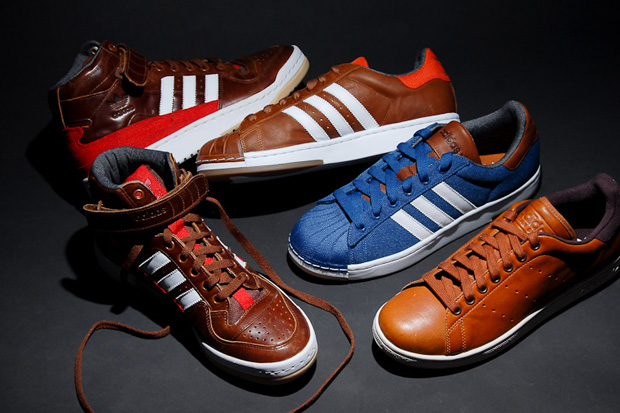 Adidas Originals Leather