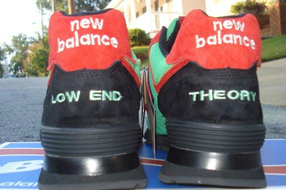 "DJ Mars x New Balance 574 ""Low End Theory"""