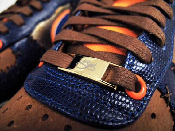 Nike Air Force 1 Bespoke Matthew Lauretti