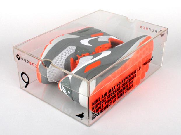 Air Max 90 ID Jeff Staple boîte