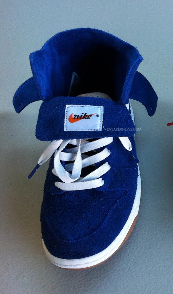Nike Dunk High Deconstruct