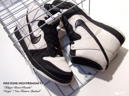 Nike Dunk High Ueno Panda