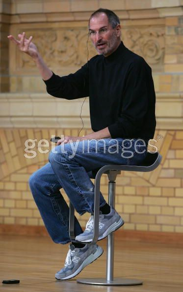 New Balance Steve Jobs