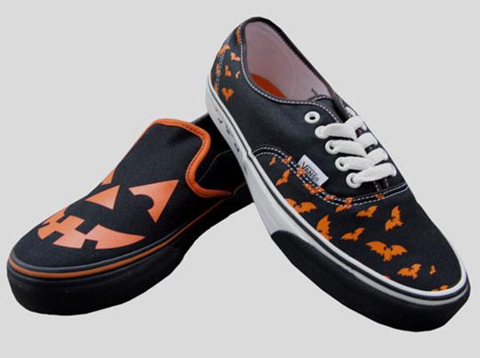 Vans Slip On & Authentic Halloween