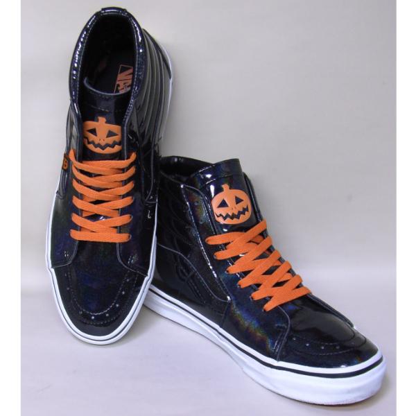Vans Sk8 Hi Halloween