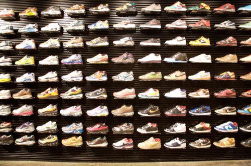 Les boutiques indépendantes de sneakers vont-elles disparaître ?