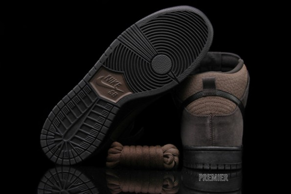 Nike Dunk SB High Dark Oar
