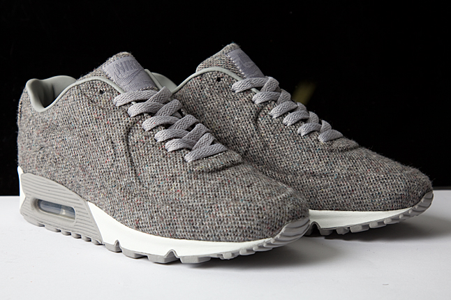 Chaussures Nike Air Max 90 VT Tweed grise