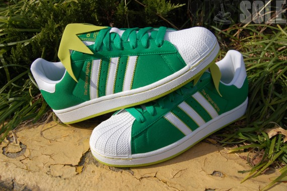 Adidas Superstar 2 Kermit The Frog