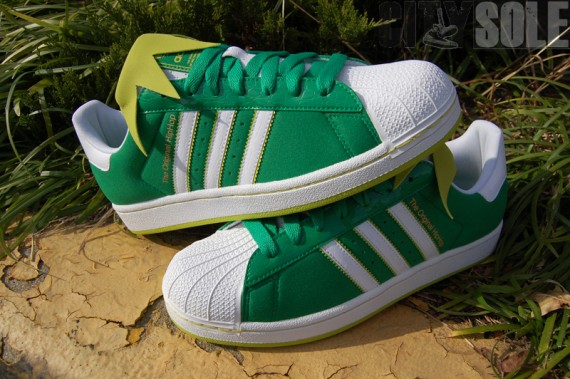 Adidas Superstar 2 Kermit The Frog