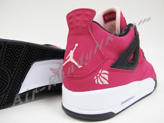 "Air Jordan 4 ""For The Love The Game"""