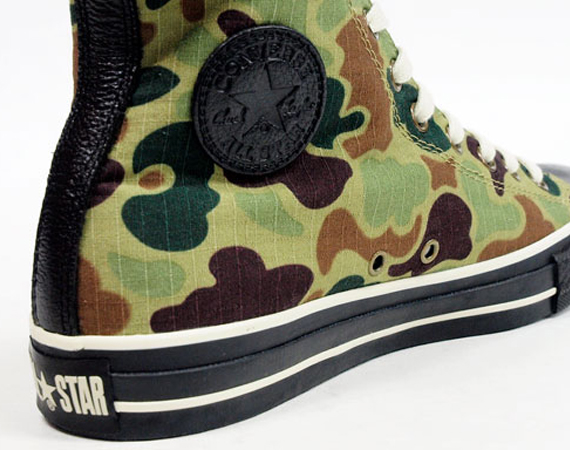 Converse All Star Motif camouflage
