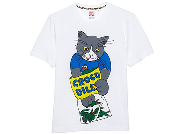 Cool Cats x Lacoste L!ve