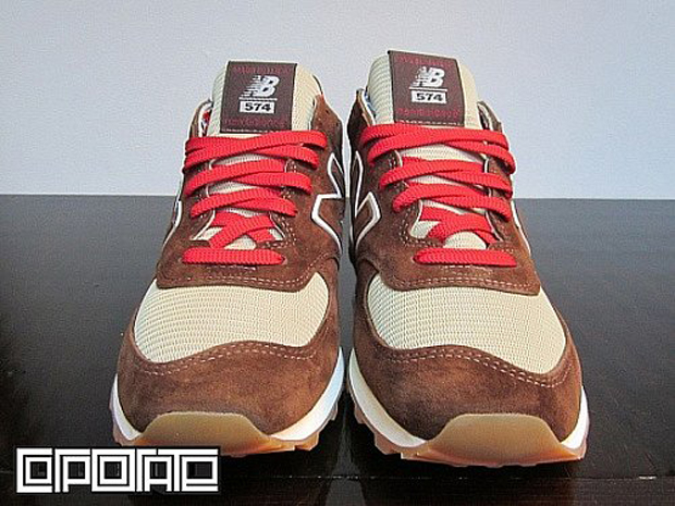 New Balance 574 Paul Bunyan