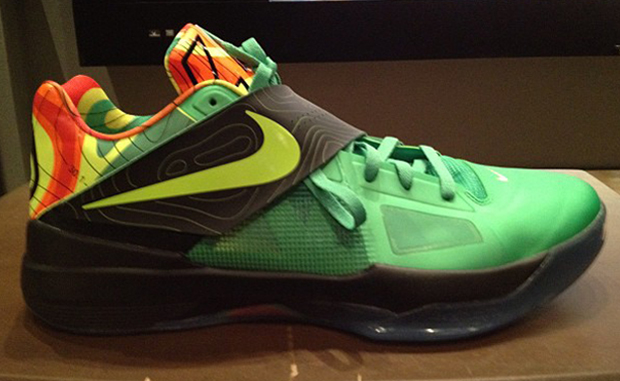 Nike Zoom KD IV Weatherman