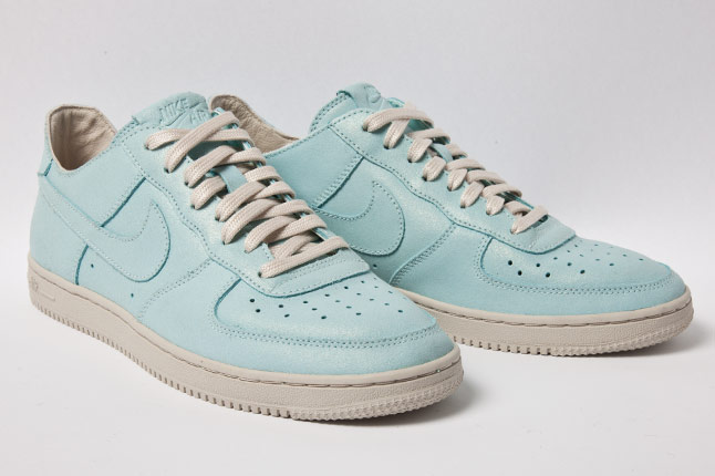 Nike Air Force 1 Low Light Julep : Nouvelle silhouette pour