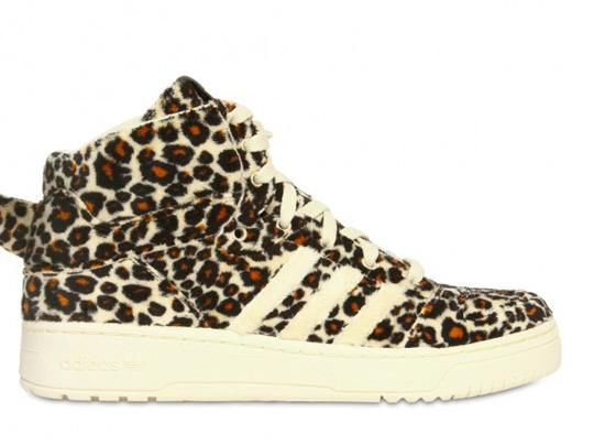Adidas Originals Jeremy Scott Leopard