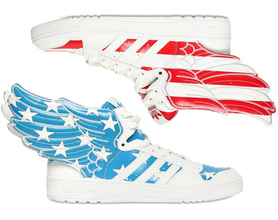 Basket Jeremy Scott Wings