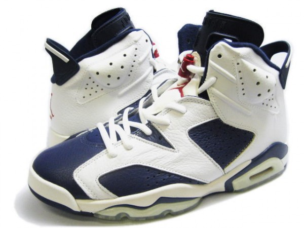 Air Jordan 6 Olympic, Air Jordan 7 Olympic