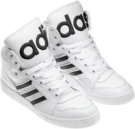 Adidas Jeremy Scott Printemps été 2012