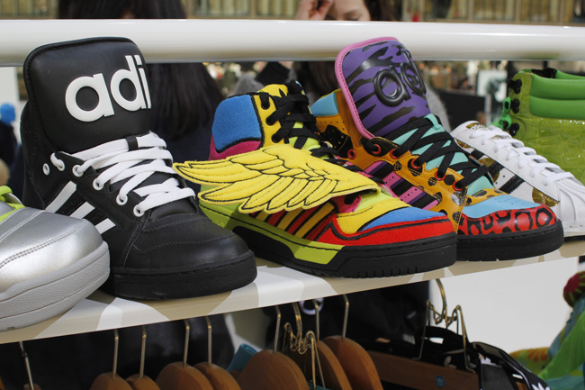 adidas jeremy scott 2012