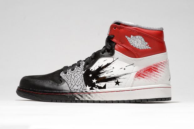 Dave White X Air Jordan 1 – Wings For The Future