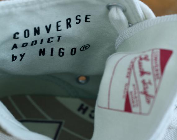 CONVERSE Addict By NIGO