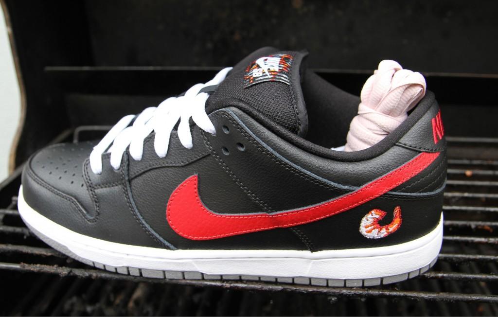 Nike Dunk SB Low Shrimp