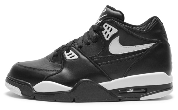 Nike Air Flight 89 Black / Zen Grey