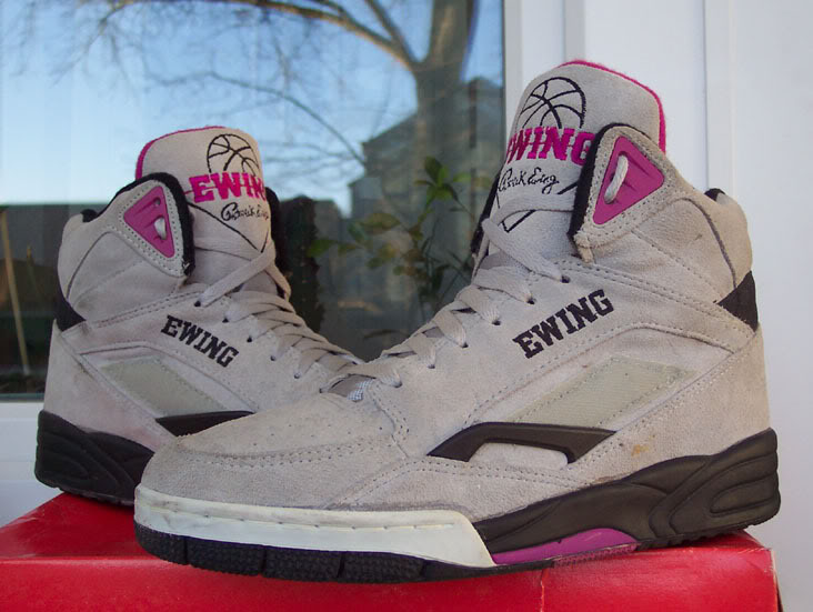 Baskets Patrick Ewing