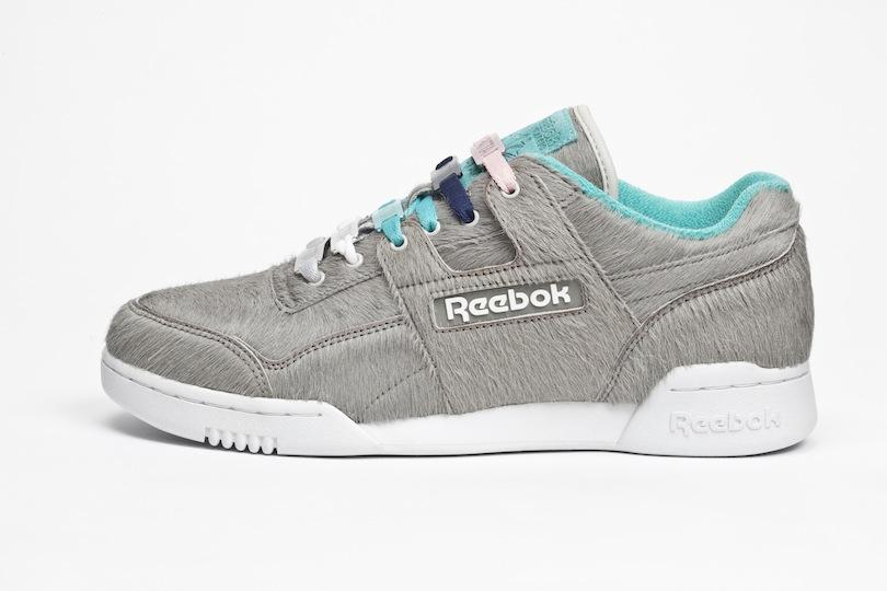 Reebok Workout Patta