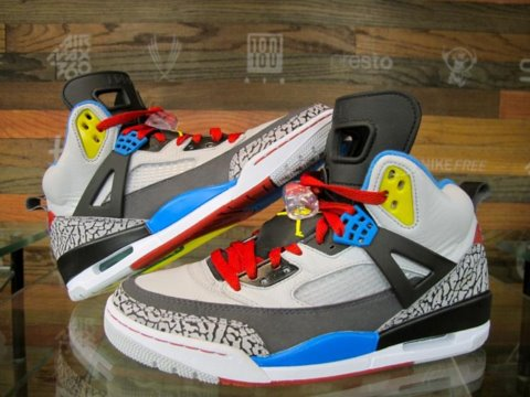 Air Jordan Spizike Olympic