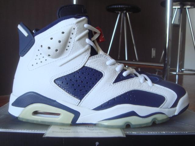 Air Jordan 6 Retro Olympic