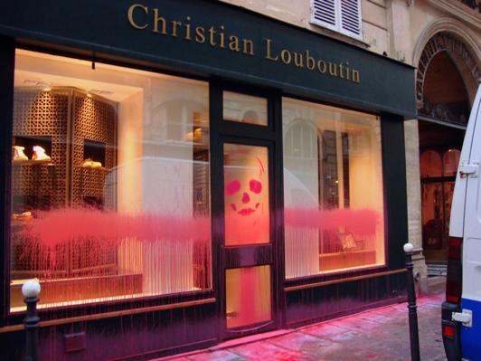 Kidult Louboutin