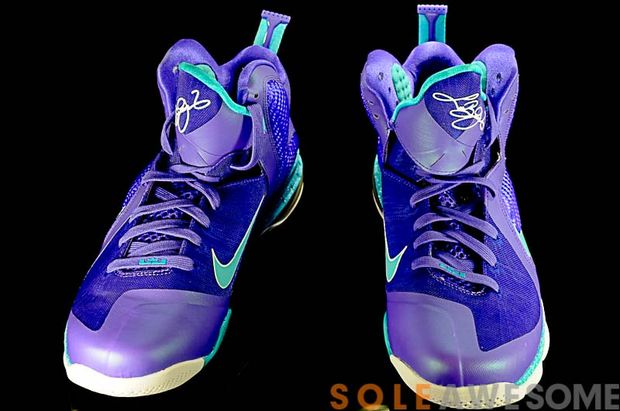 "Nike Lebron 9 ""Summit Lake Hornets"""