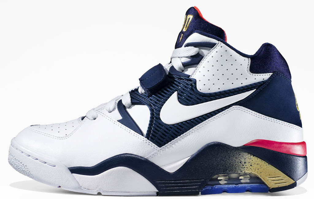 "Nike Air Force 180 Barkley Olympic ""Dream Team"""