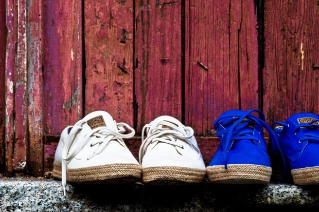 Espadrille RANSOM X Adidas Originals Pier