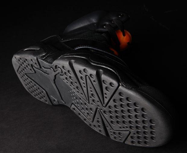 La Nike Air Yeezy x Air Jordan 6 : un sample inédit