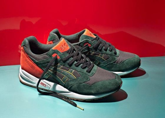 ASICS x 24 Kilates Gel Saga