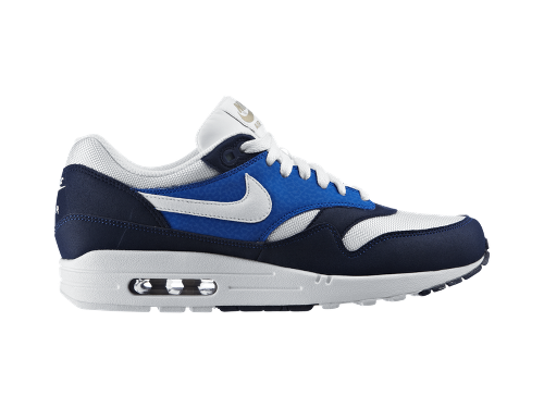 Nike Air Max 1 Midnight Navy / White-Soar-Khaki