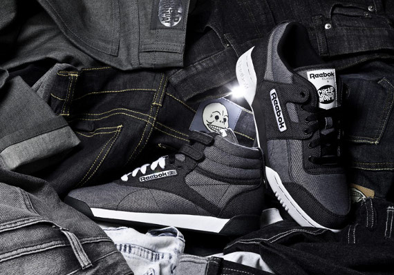 Cheap Monday x Reebok Workout & Freestyle
