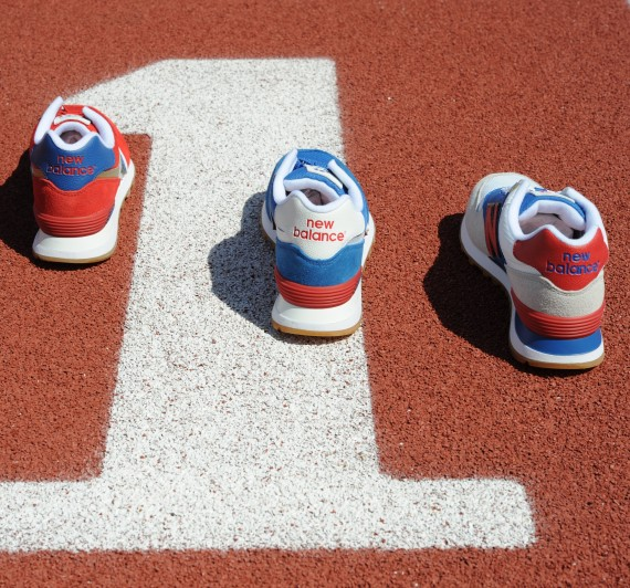 New Balance 574 – Olympic Pack