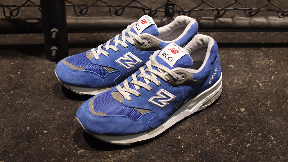 New Balance CM 1600 Blue