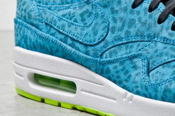 Nike Air Max 1 FB Blue Leopard