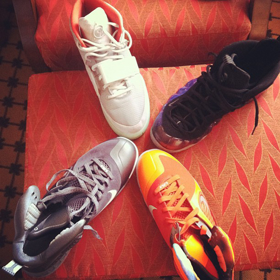 Nike Air Yeezy 2 Horus