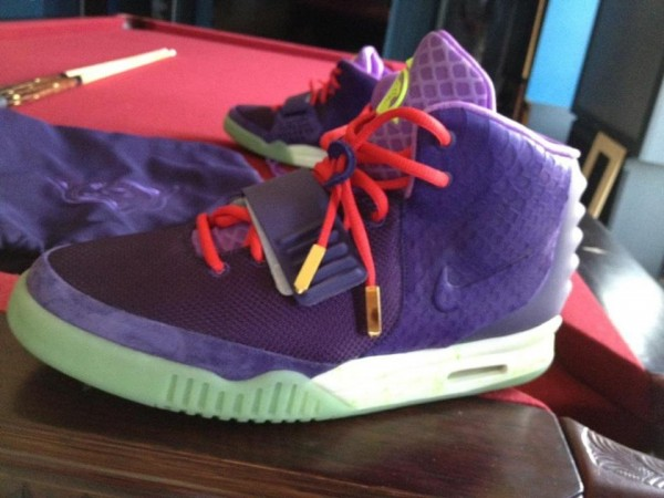 Nike Air Yeezy 2 Kobe Bryant