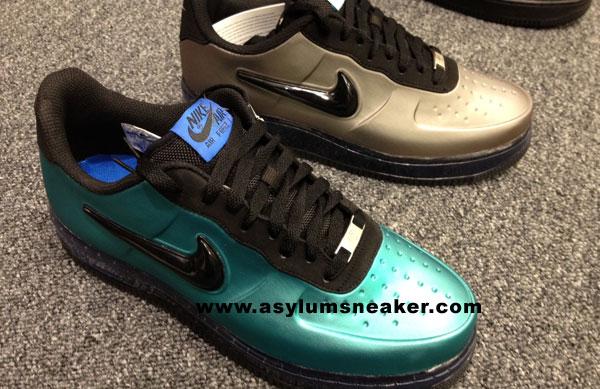 Nike Air Force 1 Low Jewel x Foamposite