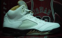 "Air Jordan 5 Wedding PE ""Black Gold"""