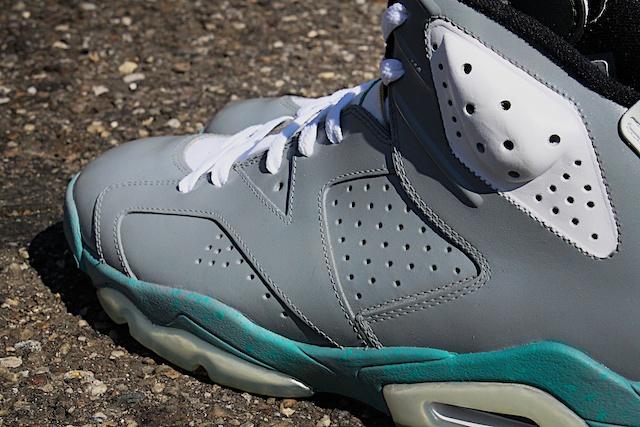 Air Jordan 6 x Nike Mag Marty Mcfly